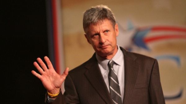 Gary Johnson rising for the Libertarian Party, Trump backs out of Sanders debate, and the passive-aggressive Supreme Court: US national blog roundup for 21 – 27 May