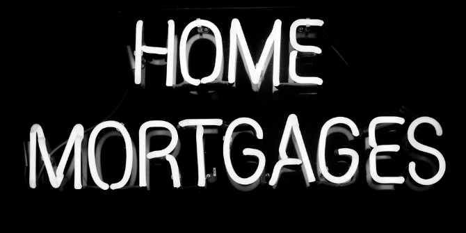 African Americans have a harder time getting mortgage information compared to whites.