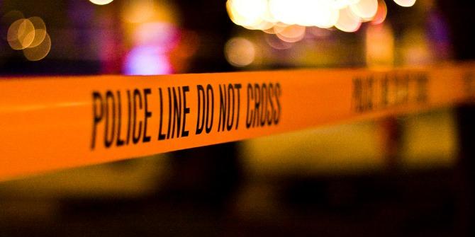 How neighborhood inequality leads to higher crime rates
