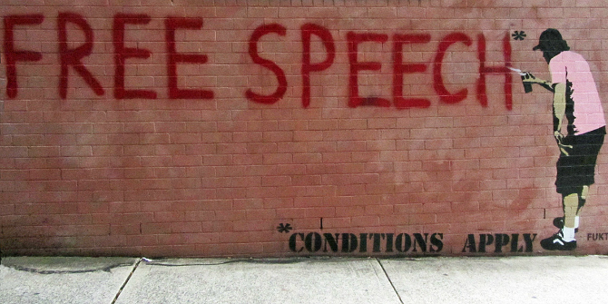 Book Review: Free Speech after 9/11 by Katharine Gelber