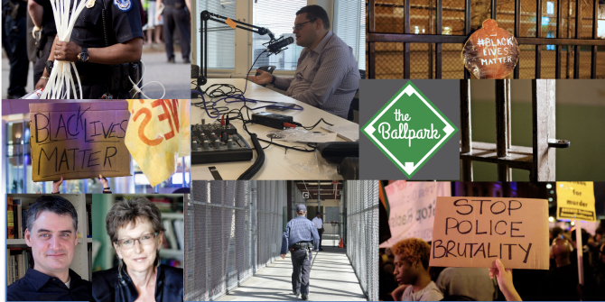 The Ballpark podcast Episode 8: America's contentious and complicated criminal justice system