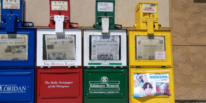 Targeting local newspapers can be an effective tactic for campaign field offices