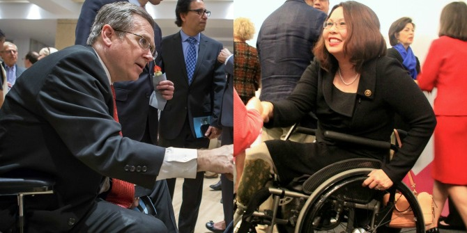 In Illinois, Tammy Duckworth's better funded campaign puts Mark Kirk's Senate seat in a precarious position