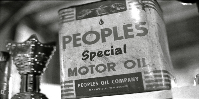 The Long Read: Necessity vs Ethics or Necessary Ethics? The West's Moral Dilemma in Sourcing Oil from the 1920s to the Present Day by Nazrin Mehdiyeva