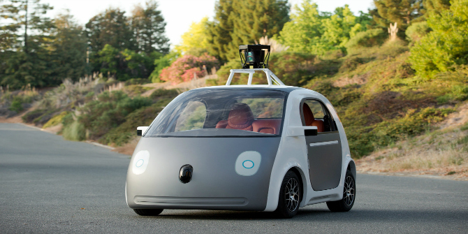 Book Review: Driverless: Intelligent Cars and the Road Ahead by Hod Lipson and Melba Kurman