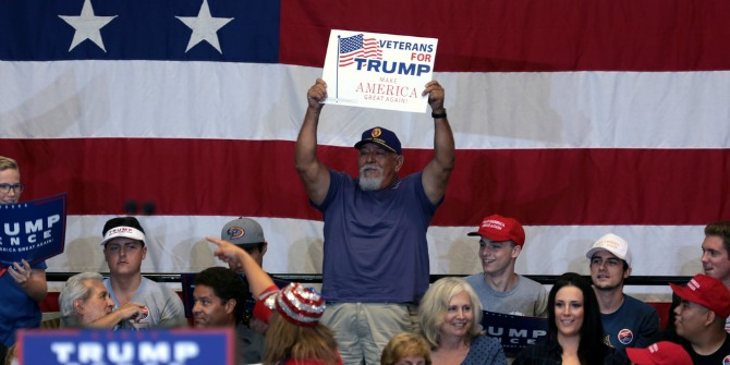This election was about race, not class or a dispossessed majority