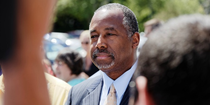 What Ben Carson needs to know about the long history of housing segregation in America