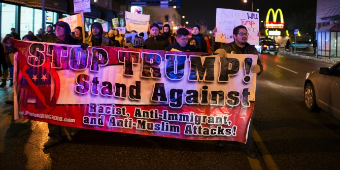Only the strongest activist organizations may be able to withstand the likely increase in repression under President Trump.