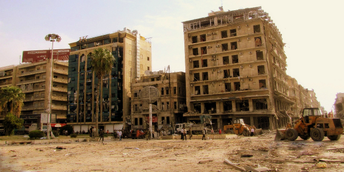 Book Review: The Battle for Syria: International Rivalry in the New Middle East by Christopher Phillips