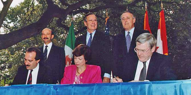 Mexico and the US must realize that NAFTA is the solution not the problem