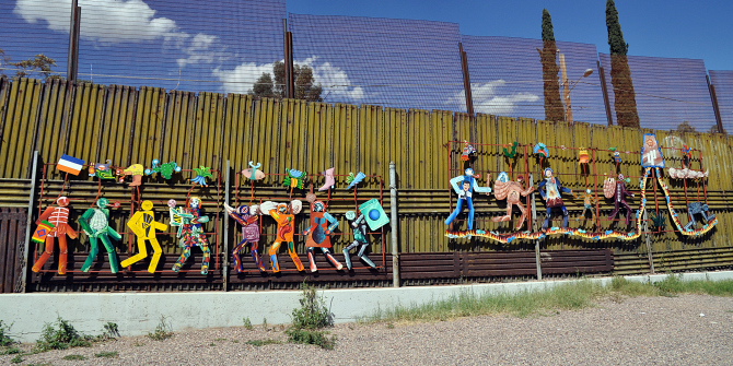 Book Review: On the Move: Changing Mechanisms of Mexico-US Migration by Filiz Garip