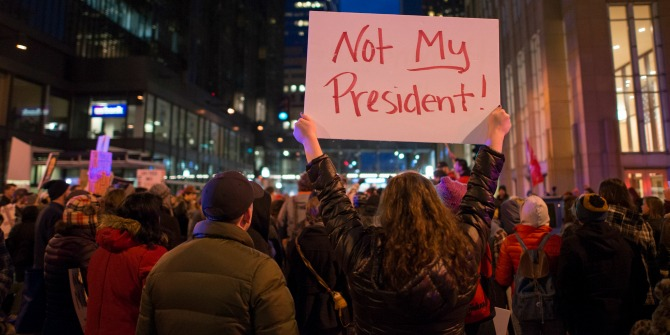 How the Resist Trump movement could transform into the Tea Party of the left