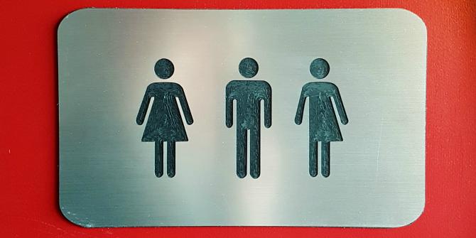 """Bathroom bills"" don't take into account that gender isn't always clear cut"