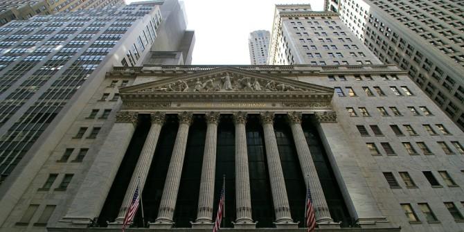 The US should not roll back financial regulation