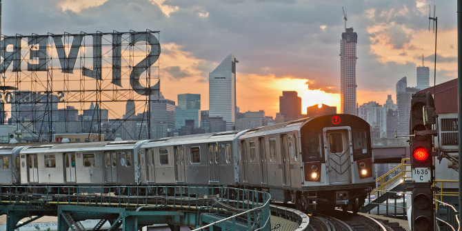 Book Review: International Express: New Yorkers on the 7 Train by Stéphane Tonnelat and William Kornblum