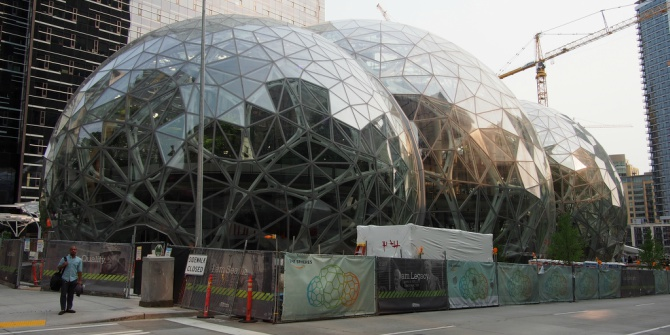 Competition for Amazon's HQ2.0 shows how keen local governments are to offer incentives to attract firms.