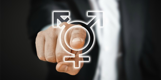To overcome gender bias, objective performance metrics are not enough