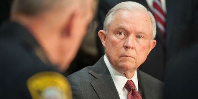 Why it will be difficult for Jeff Sessions to put the genie back into the bottle on marijuana policy