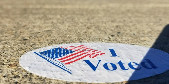 Declining confidence in election results may be depressing voter turnout