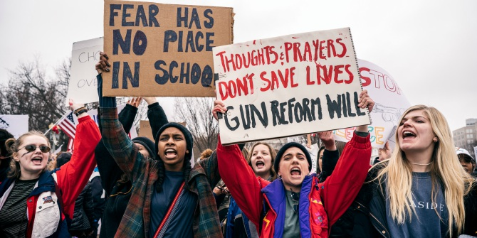 The rhetorical attacks against the students of Marjory Stoneman Douglas High School illustrate the breakdown of civil discourse in US politics.