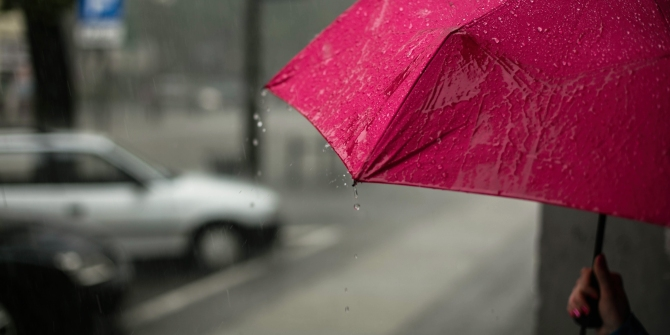 Why the Republican Party should pray for rain this November