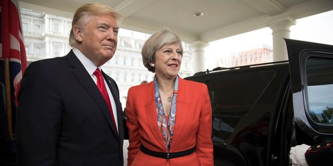 "Five minutes with Peter Trubowitz: ""Presidents usually stay out of British politics, but this is no ordinary president"""