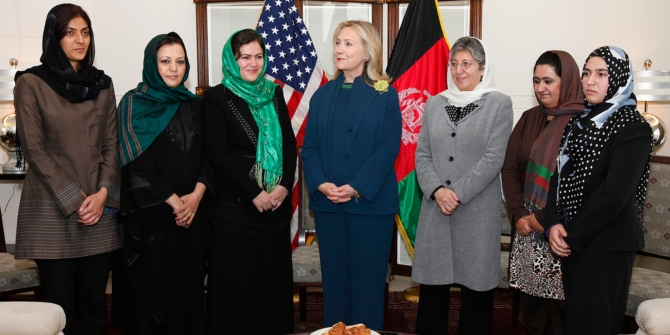 Why championing women's rights abroad should be a central part of US foreign policy