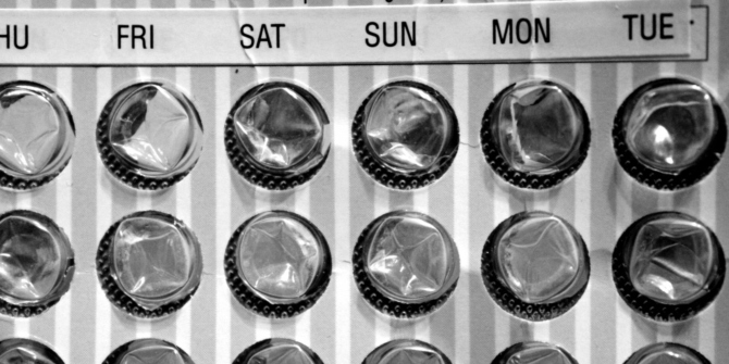Men can see hormonal contraception as a joint responsibility with their partners
