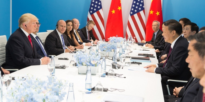 "Five minutes with Peter Trubowitz: ""For Trump, the principal focus on China is domestic and not geopolitical"""