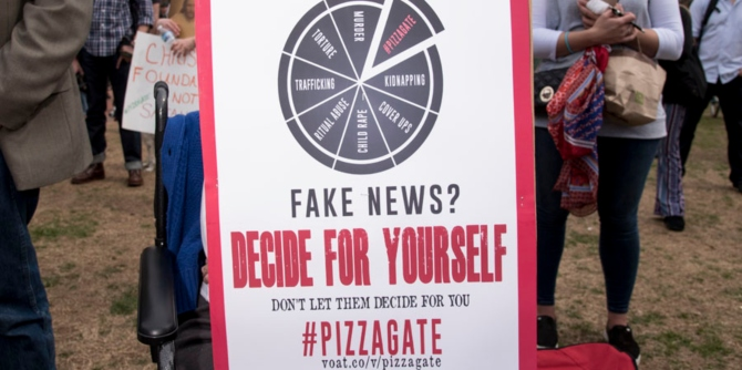 Why looking through the lens of religion can help us to understand the popularity of conspiracy theories like Pizzagate
