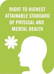 Right to Highest Attainable Standard of Physical and Mental Health