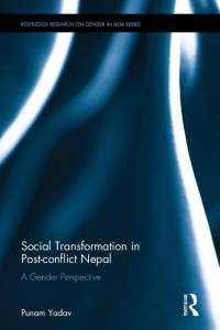 Cover imaage of Social Transformation in Post-Conflict Nepal