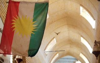 Image of Kurdistan flag