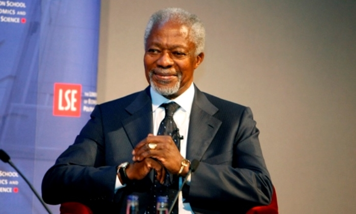 Kofi Annan's legacy and the need for inclusive peace